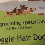 Doggie Hair doo