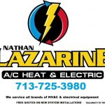 Nathan Lazarine A/C Heat & Electric L.L.C.