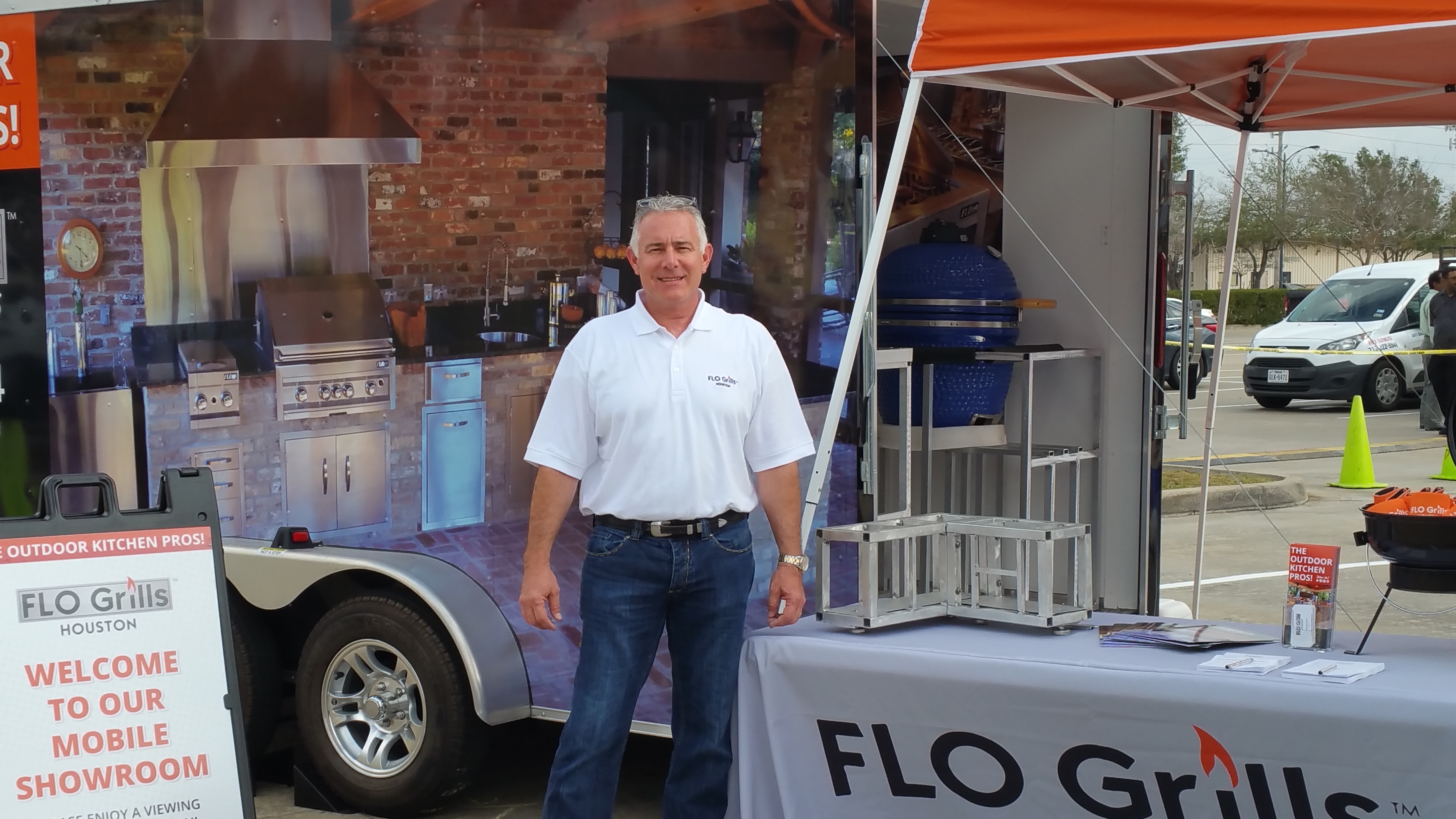 FLO Grills Houston Outdoor Kitchens