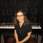 Rebecca McDonald, pianist