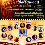 Bollywood Benefit Concert for United Against Human Trafficking