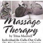 Maxwell Mobile Massage