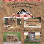 Custom boulders