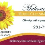 Mahoney's House Cleaning