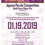 Jigsaw Puzzle Competition 2019