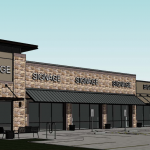 Pre Leasing Shopping Plaza
